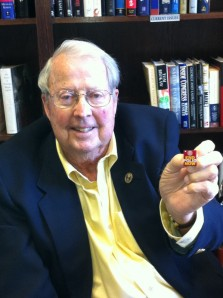 Ray Taylor, Polio Survivor - Founder, PSA RAG - Rotarian